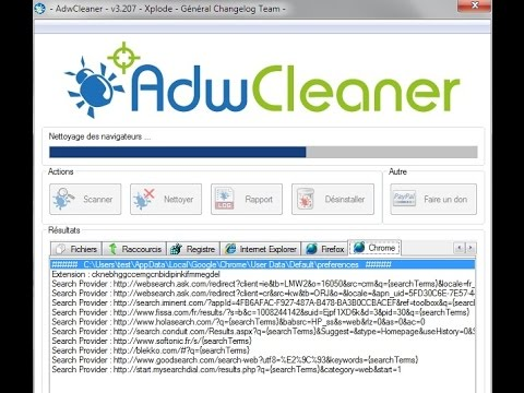Adware cleaner  2015( How remove bad software from your computer )