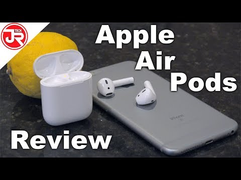 Apple AirPods Review - 1 Year Later Review