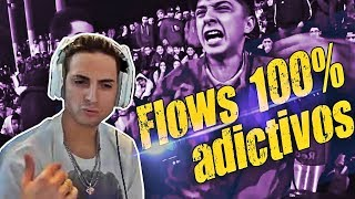 REACCIONANDO A FLOWS 100% ADICTIVOS