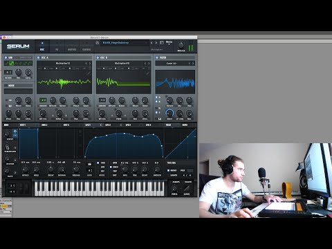 How to Make Huge Dubstep Bass in Serum