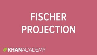 Fischer projection introduction | Stereochemistry | Organic chemistry | Khan Academy