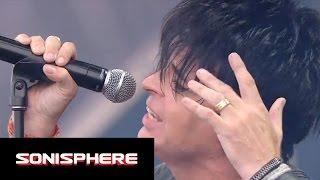 Gary Numan - Cars  | LIVE from Sonisphere 2014 | FestivoTV