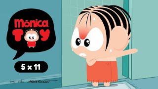 Mônica Toy   Cantando no Chuveiro (T05E11)