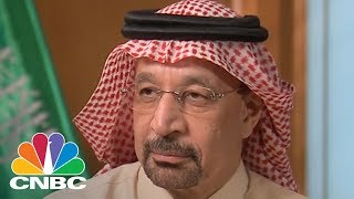 Saudi Energy Minister Khalid Al-Falih Says Saudi Aramco Could Go Public This Year | CNBC