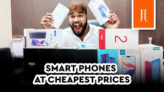 Smart Phones at Cheapest Prices, Mobile Market in Delhi | Cheapest iPhone | JJ Communication