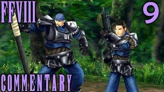 Final Fantasy VIII Walkthrough Part 9 - A Strange Dream: Laguna, Ward & Kiros