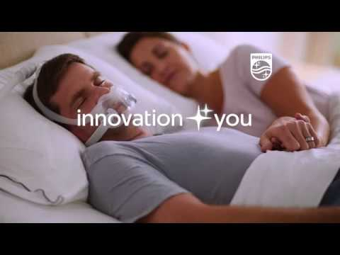 DreamWear Full Face CPAP/BiPAP Mask Video Introduction