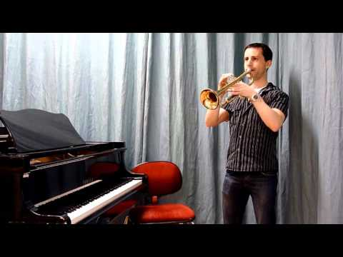 How to improve your high register on the trumpet