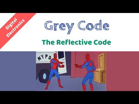 Gray Code | Gray to Binary code conversion | Binary to Gray code conversion | DE.07