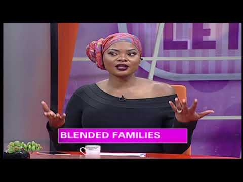 Talk That Talk On Blended Families