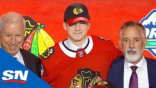 Chicago Blackhawks Select Kirby Dach 3rd Overall In 2019 NHL Draft