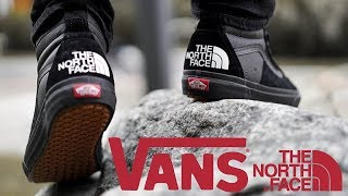 f09217dcd2 The North Face x VANS Review   Unboxing   On Feet