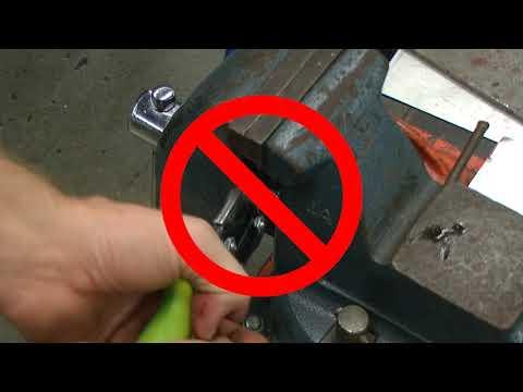 Aviation Snips Safety