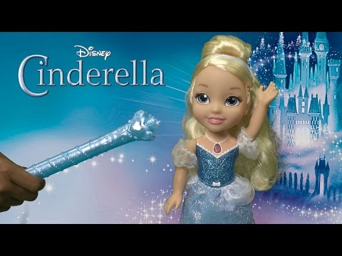 Disney Princess Magical Wand Cinderella from Jakks Pacific