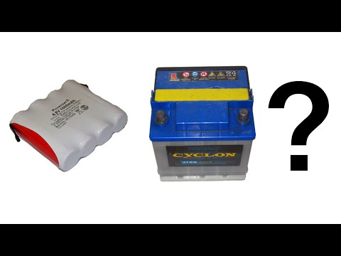 🔋 How to choose a battery: A battery chemistry tutorial