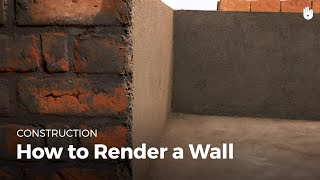 How to Render a Wall | Masonry