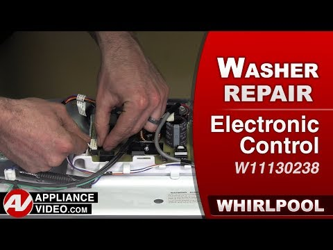 Whirlpool Washer - Electronic control ( ERC ) - Diagnostic & Repair