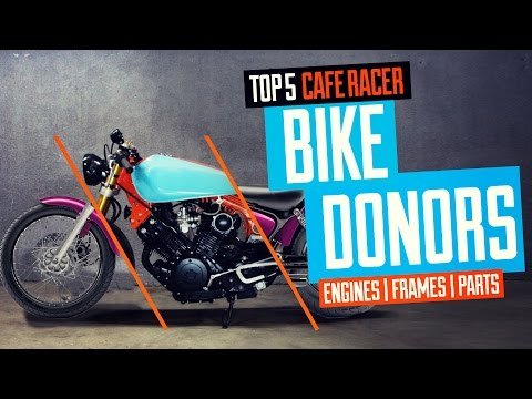 Top 5 Cafe Racer Bike Donors