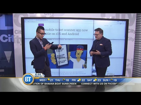 OLG app lets you scan lottery tickets anywhere