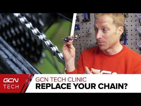 When Should You Replace Your Bicycle Chain? | The GCN Tech Clinic