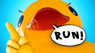 Duck Game ► THIS DUCK HUNTS YOU! ◄ Funny Moments