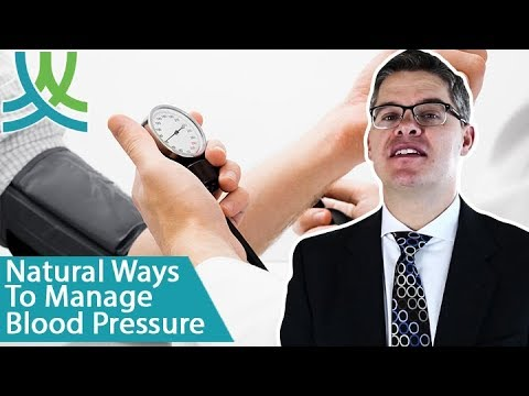 How To Manage Blood Pressure - High Blood Pressure And Low Blood Pressure
