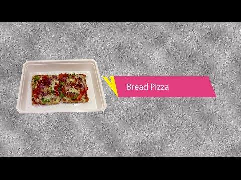 Bread Pizza/Tawa Pizza