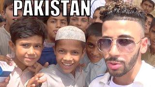 I AM IN PAKISTAN!!!
