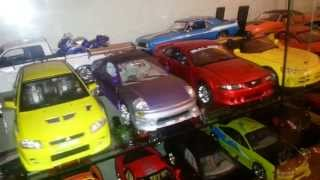 Collection Fast Furious 1/18