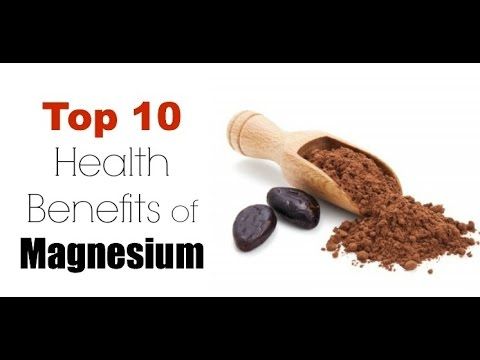 Magnesium: The most powerful relaxation mineral | MAGNESIUM RICH FOODS and its BENEFITS