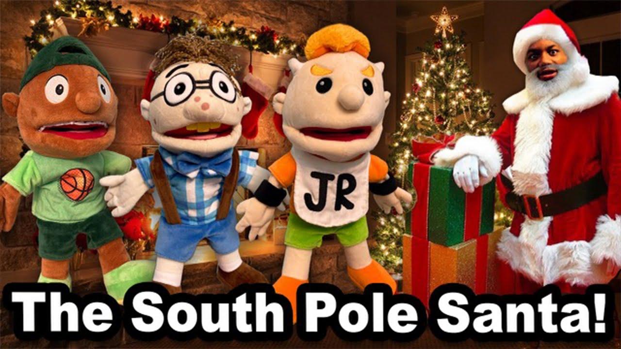 SML Movie: The South Pole Santa!