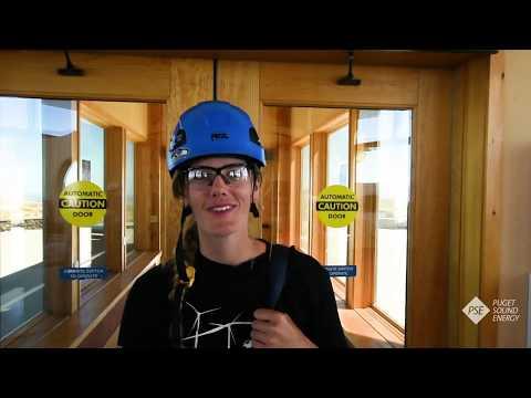 Wild Horse Wind Turbine Tour