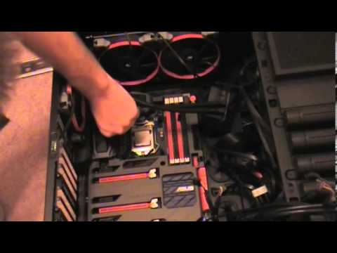 How to Upgrade Your PC CPU and Motherboard Part 2: Installation