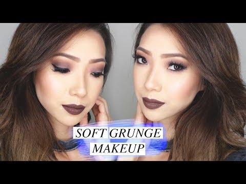 Soft Grunge Makeup Look | LeSassafras