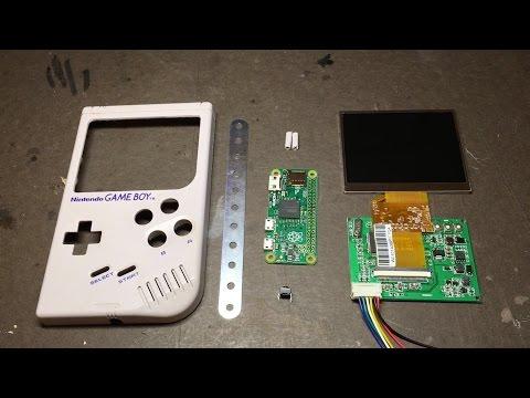 Game Boy Zero Guide Part 3 - The Screen