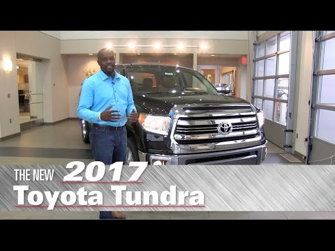 The New 2017 Toyota Tundra 1794 - Minneapolis, St Paul, Brooklyn Center, MN - Review