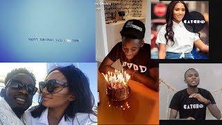 Temi Otedola flies airplane for Mr Eazi on his birthday, causing banter on twitter