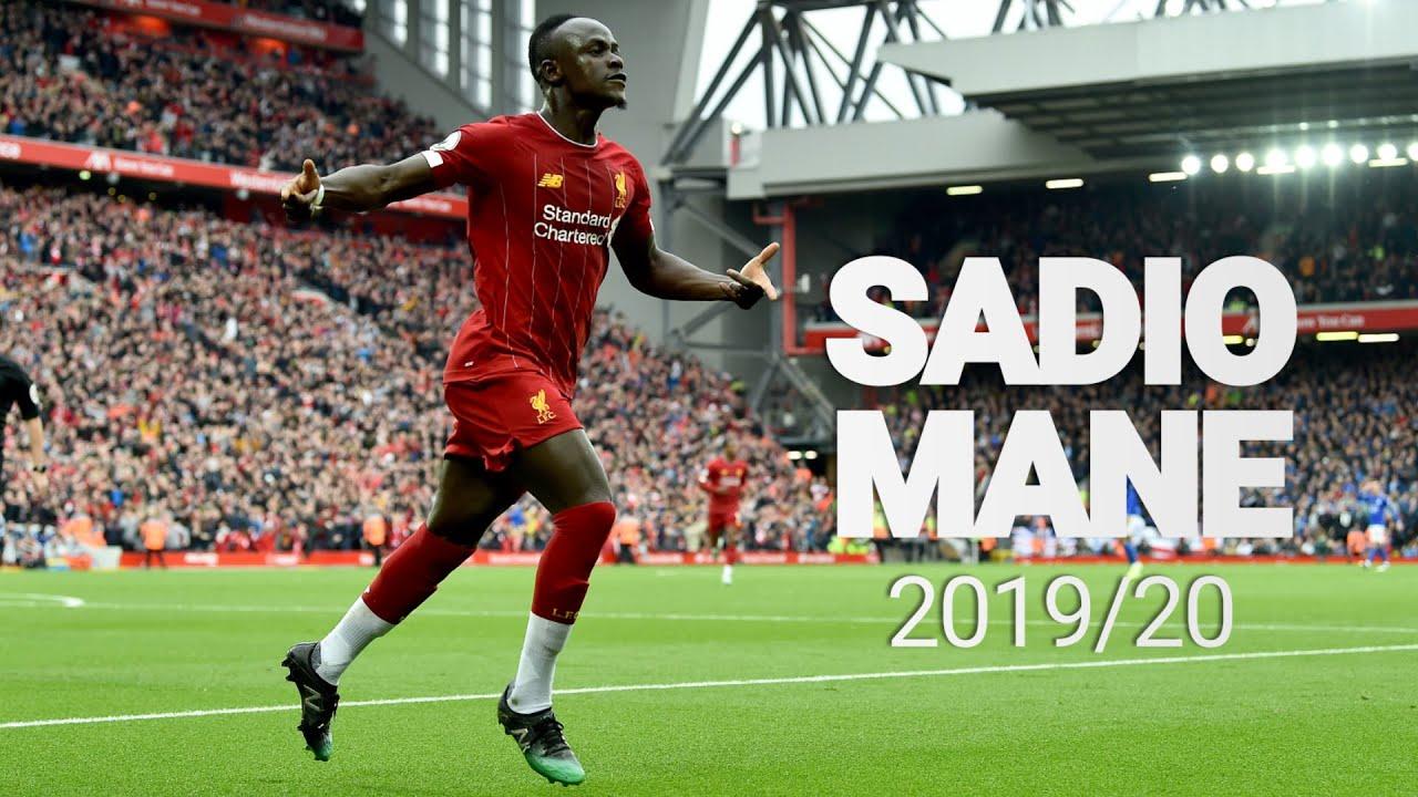 Best of: Sadio Mane 2019/20 | Premier League Champion