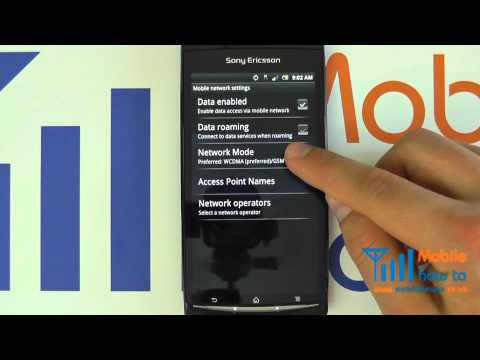How To Switch GSM Modes from 2G to 3G Signal - Google Android Device