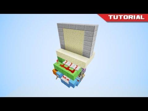 The 3x3 Sand Piston Door.