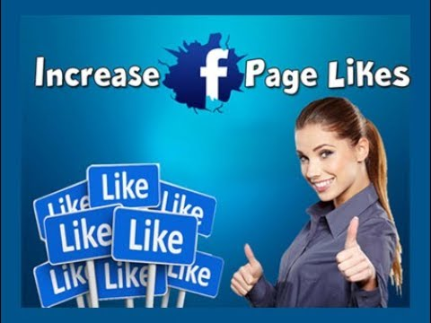 How to increase facebook page likes for free 2018