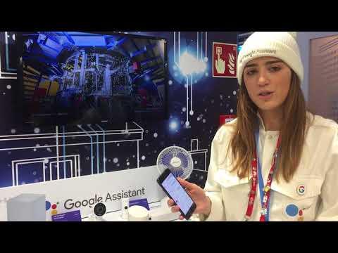 D Link MWC18 mydlink Google Assistant Demo
