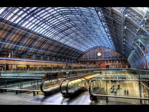 St Pancras International station | The station's brewing history