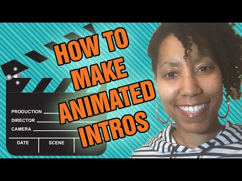 How to Make Animated Text Intros With Powtoon