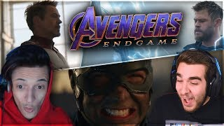 Download ZANO & JIMMY | Avengers: Endgame - TRAILER REACTION #2 Video