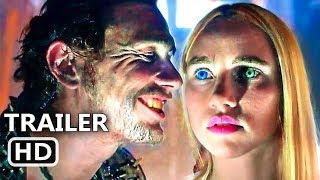FUTURE WORLD Official Trailer (2018) James Franco, Milla Jovovich, MAD MAX like Movie HD