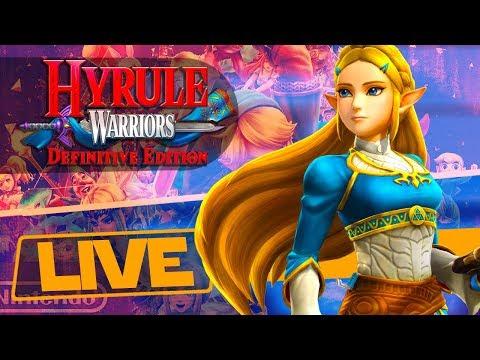 Legend Mode! - Hyrule Warriors Definitive Edition Switch