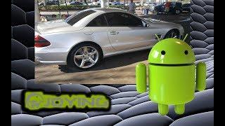Joying Android Radio install into R230 SL65 AMG - Full instructions!