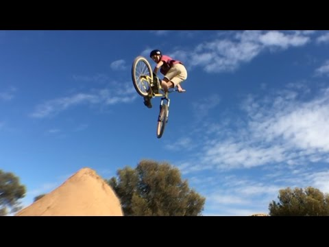 HOW TO WHIP MTB AND BMX