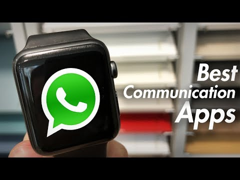 Best Apps for Apple Watch - Communication